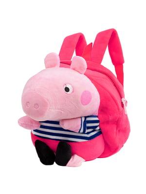 Рюкзак розовый | 5416885