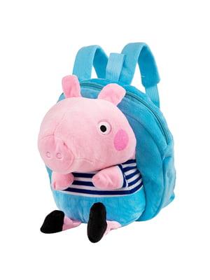 Рюкзак блакитний | 5416886