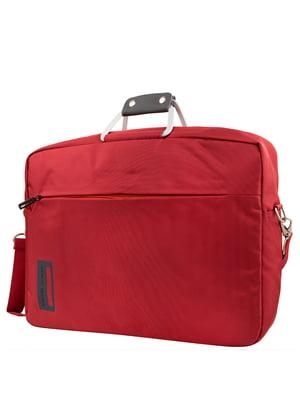 Сумка для ноутбука червона | 5416892