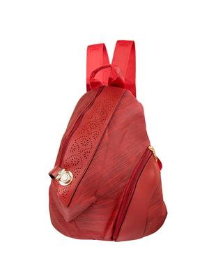 Рюкзак червоний | 5416902