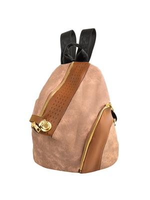 Рюкзак бежевий | 5416905
