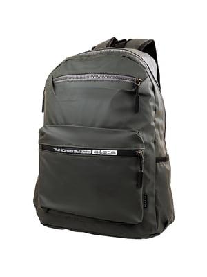 Рюкзак сірий | 5416954