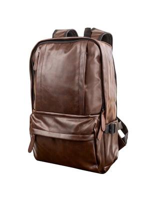 Рюкзак коричневий | 5416973