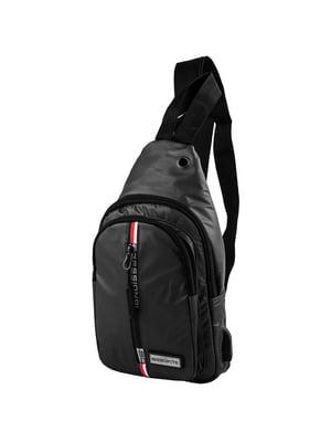 Сумка-рюкзак черная | 5416983