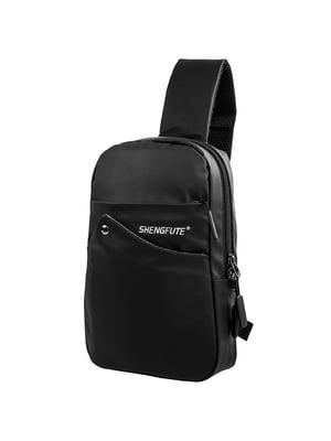 Сумка-рюкзак черная | 5416997