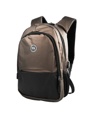Рюкзак коричнево-чорний   5417033