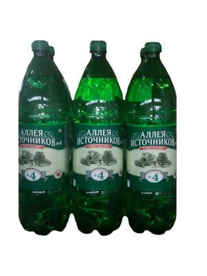 Вода минеральная газированная (1.5 л х 6)   5407028