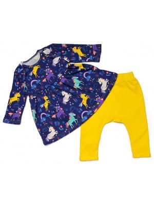 Комплект: сукня і легінси   5417168