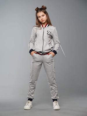 Костюм спортивный: кофта и брюки | 5417269