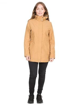 Куртка песочного цвета | 5405216