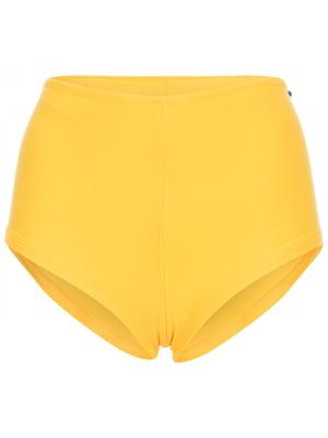 Труси купальні жовті | 5405224