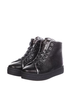 Черевики чорні | 5332096
