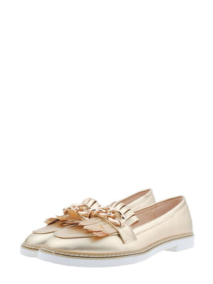 Туфлі золотисті   5387971