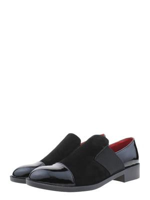 Туфлі чорні | 5397675