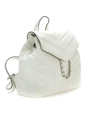 Рюкзак білий | 5418974