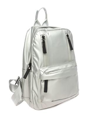 Рюкзак серебристый | 5418977