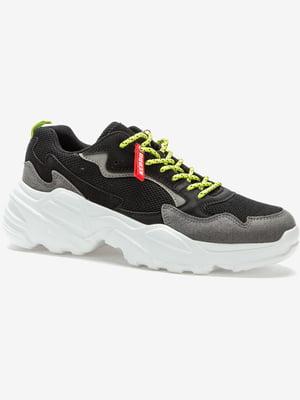 Кросівки чорні | 5419035