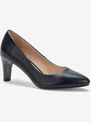 Туфли синие | 5419046