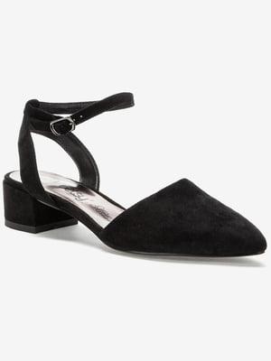 Туфли черные | 5419057