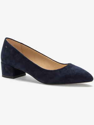 Туфли темно-синие | 5419060