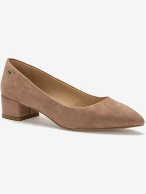 Туфли бежевые | 5419061