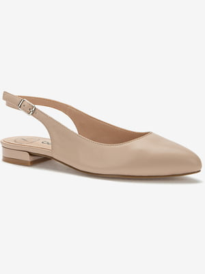 Туфли бежевые | 5419078