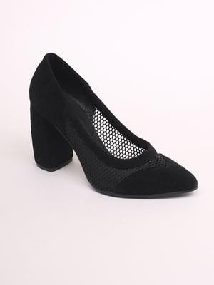 Туфлі чорні | 5419209