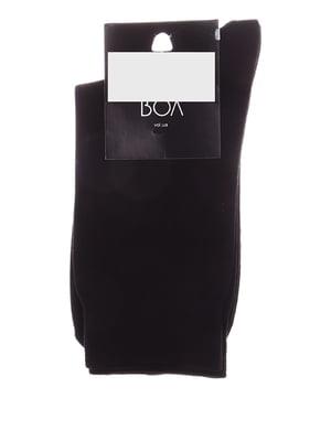 Носки черные | 4810695