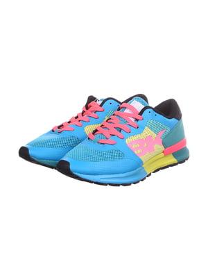 Кросівки сині | 5419297