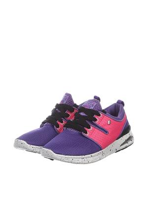 Кросівки фіолетові | 5419300