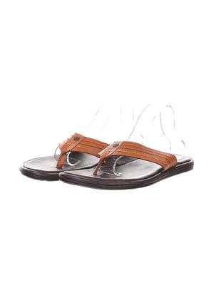 В'єтнамки коричневі | 5419317