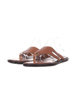 В'єтнамки коричневі | 5419318