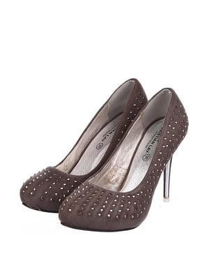 Туфлі кольору хакі | 5419330