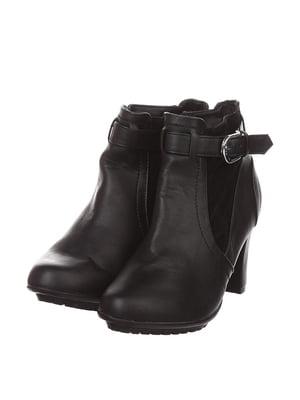 Ботинки черные | 5419334