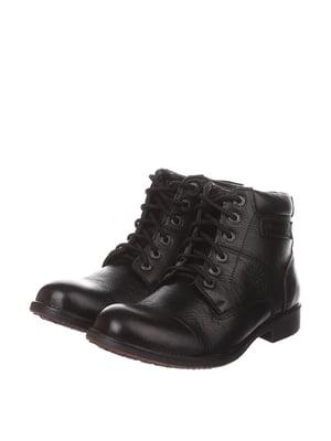 Ботинки черные | 5419345