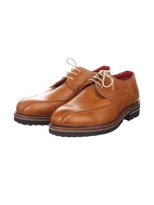 Туфли коричневые | 5419349