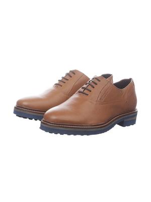 Туфли коричневые | 5419358