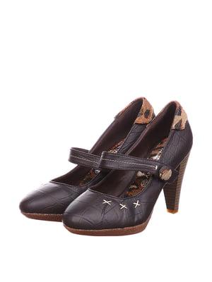 Туфлі коричневі | 5419369