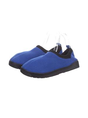 Тапочки синие | 5419371