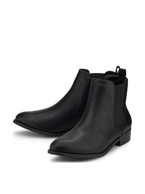 Ботинки черные | 5419382