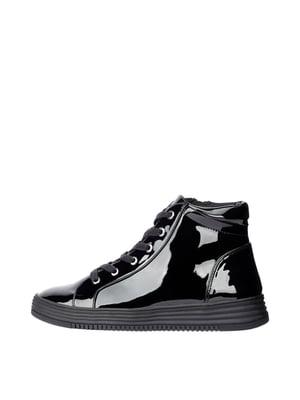 Ботинки черные | 5419385