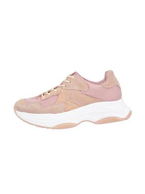 Кроссовки розовые | 5419388
