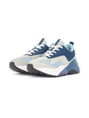 Кроссовки синие | 5419389