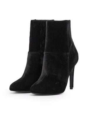 Ботинки черные | 5419392