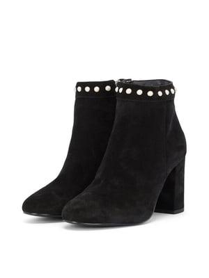 Ботинки черные | 5419396