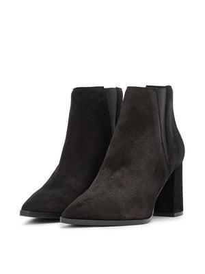Ботинки черные | 5419403