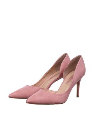 Туфли розовые   5419422