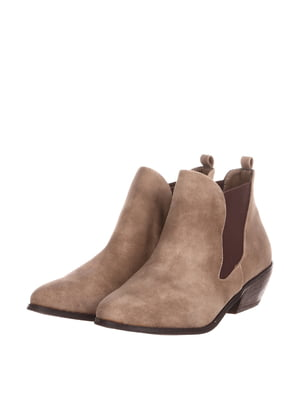 Ботинки бежевые | 5419467