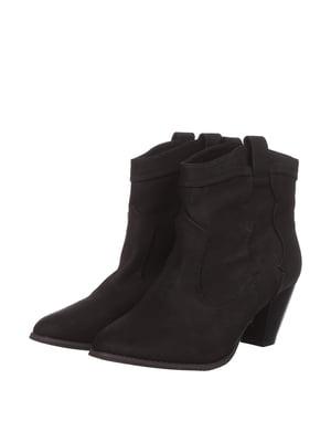 Ботинки черные | 5419470