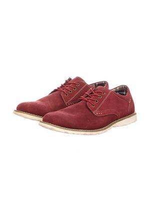 Туфли бордовые | 5419471